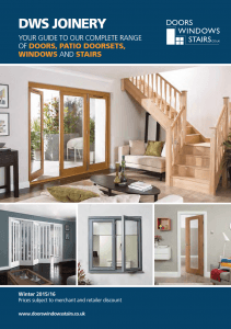 DWS Home Brochure