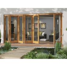 Jeld-wen Canberra Oak Folding Patio Doors 4800mm