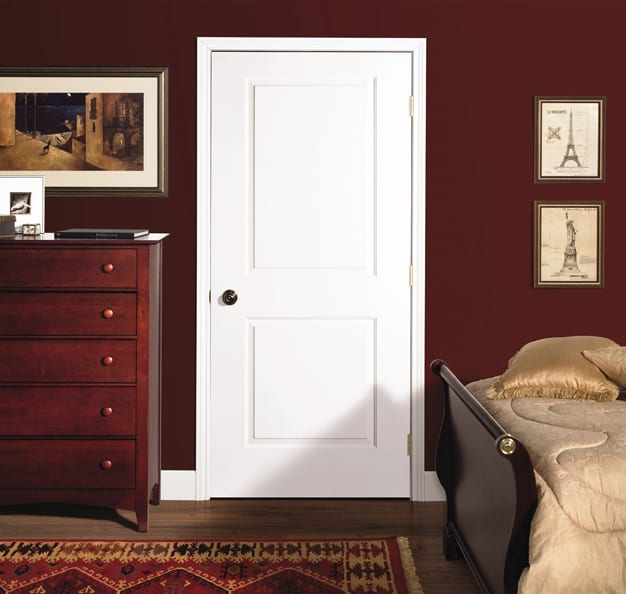 Cambridge door setshot & Cambridge Smooth 2 Panel | Doors Windows Stairs Pezcame.Com