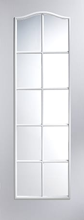 Camden 10 light traditional bar clear glazed