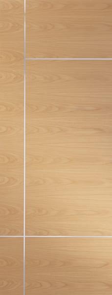 Caserta Oak door