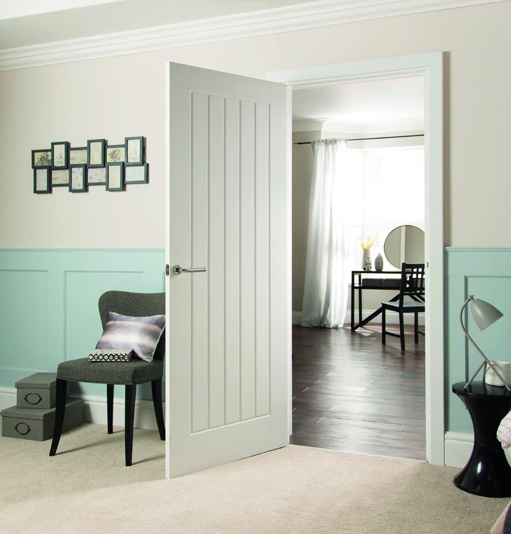Newark Woodgrain Moulded Door Doors Windows Stairs