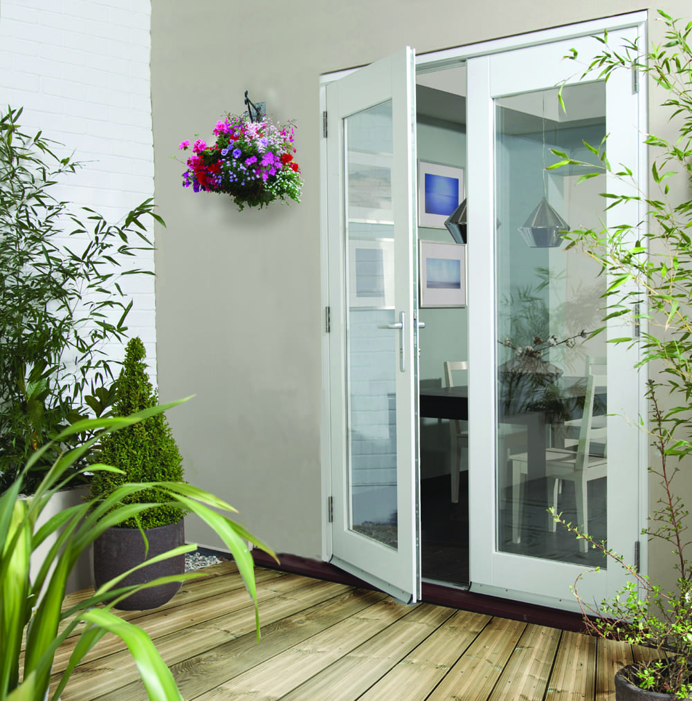 Wellington french doors doors windows stairs for 1500mm patio doors