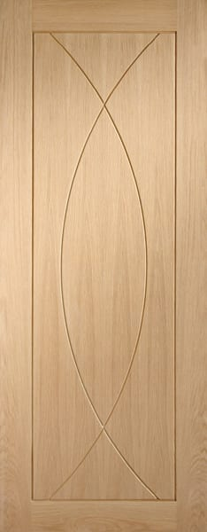 Pesaro Oak unfinished door