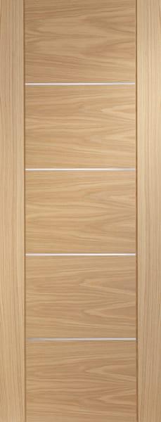 Portici Oak door