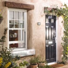 Wooden Sliding Sash Windows