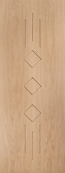 Taranto Oak door