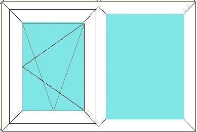 Tilt and Turn - Fixed window