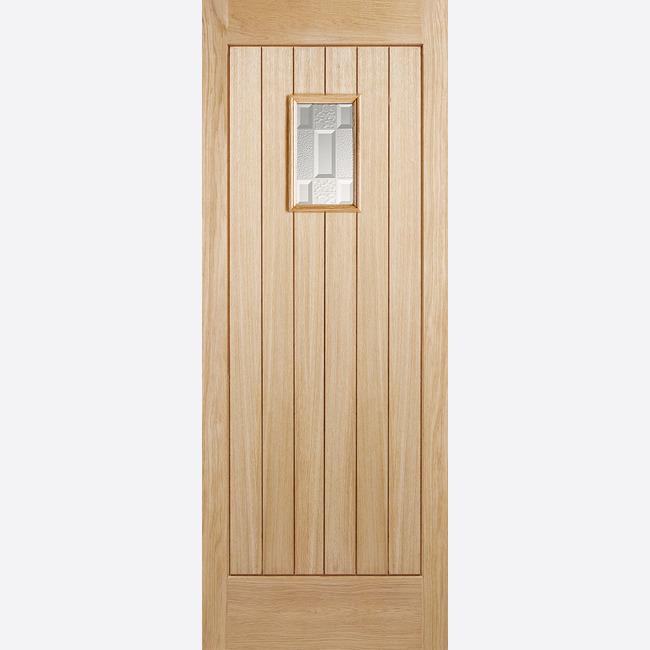 LPD Oak Suffolk door