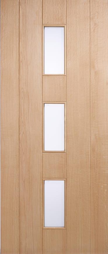 LPD Addorable Oak Copenhagen door