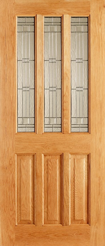 LPD Adoorable Oak Chateaux Elegant Door