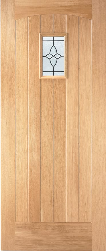 LPD Adoorable Oak cottage door
