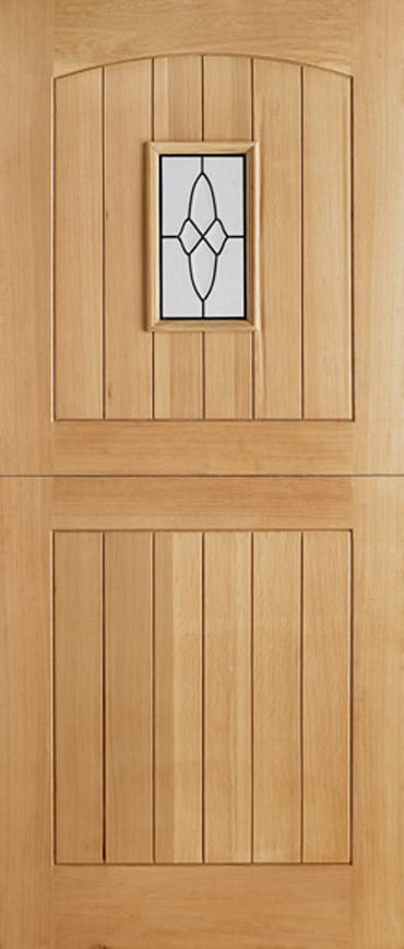 LPD Adoorable Oak cottage stable 1 light door