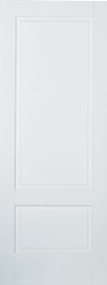 LPD Brooklyn 2 Panel white primed door