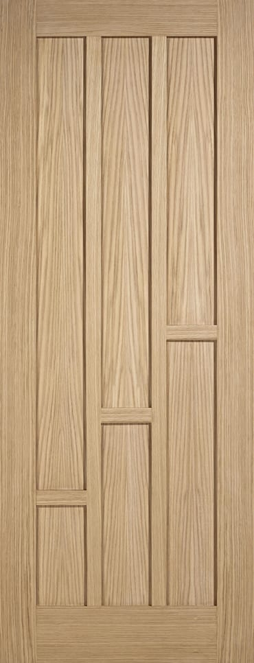 LPD Coventry Oak unfinished door