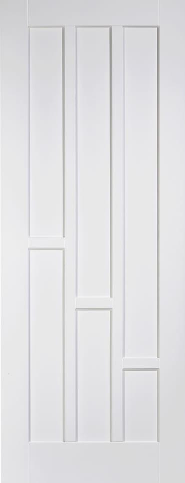 LPD Coventry white primed door