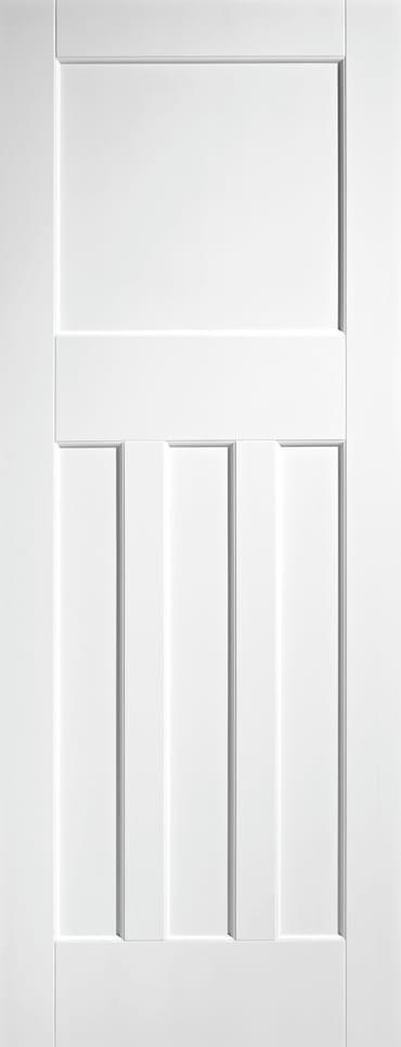 LPD DX 30 Style white primed door