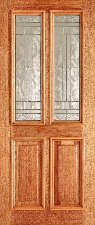LPD Derby Elegant Hardwood Door