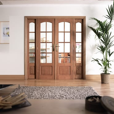 LPD Hardwood room Dividers W6