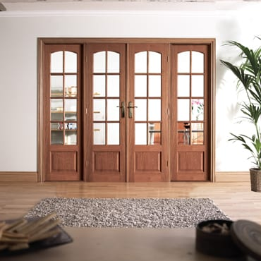 LPD Hardwood room Dividers W8