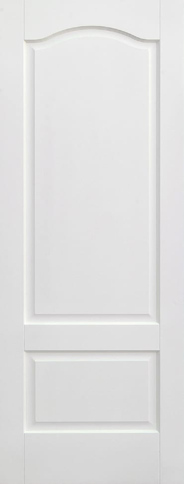LPD Kent 2 Panel white primed door