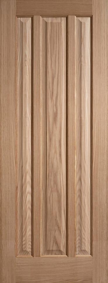 LPD Kilburn Oak unfinished door