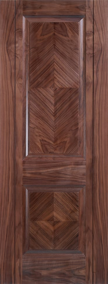 LPD Madrid Walnut Door