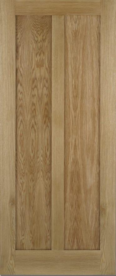 LPD Maine Oak pre finished door