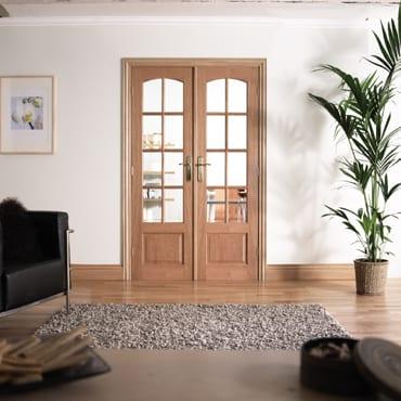 LPD Oak Room dividers W4