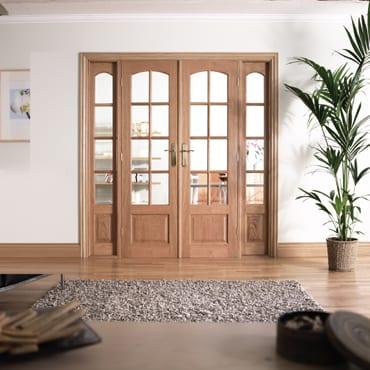 LPD Oak Room dividers W6