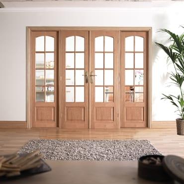 LPD Oak Room dividers W8