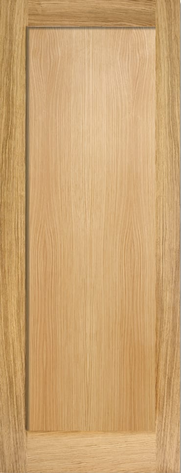 LPD Pattern 10 Oak door unfinished