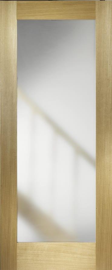 LPD Porto Glazed Oak Door