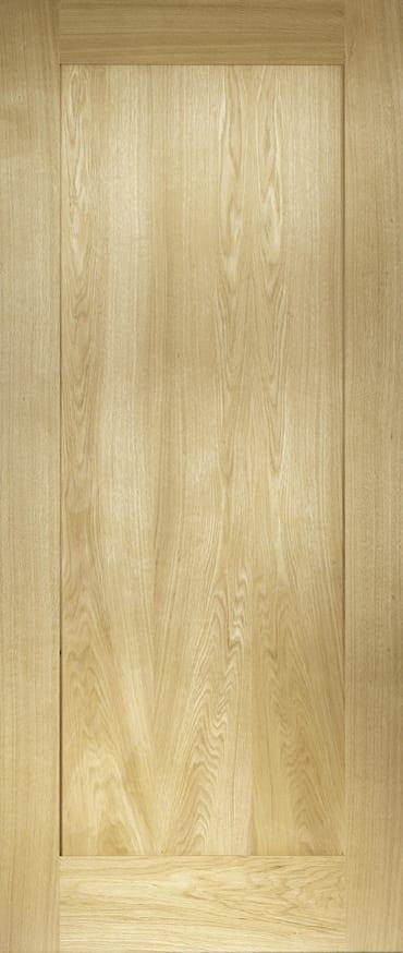 LPD Porto Oak Door
