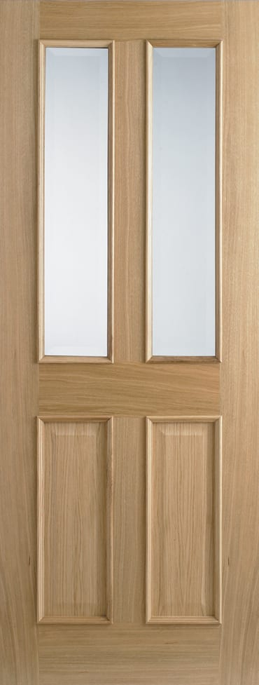 LPD Richmond RM2S clear glazed door