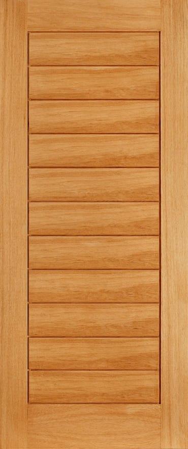 Salvador oak unfinished door