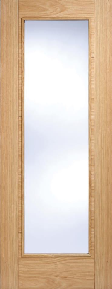 LPD Vancouver Pattern 10 Oak door