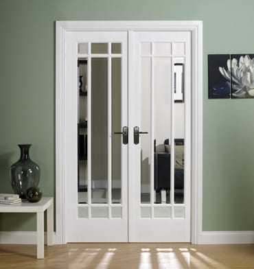 LPD White Manhattan W4 Room dividers