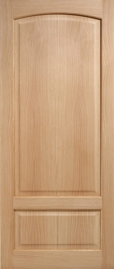 LPD Worthing Oak unfinished door