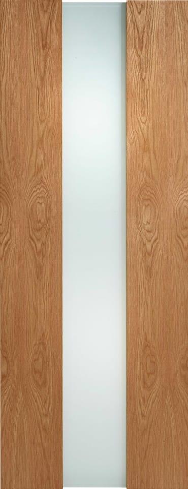 LPD Zaragoza Oak Door