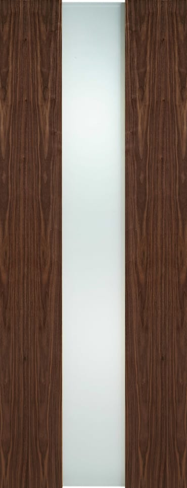 LPD Zaragoza Walnut Door
