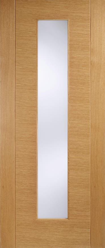 Lpd Aragon Oak Glazed door