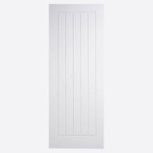White Mexicano Door