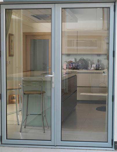 2 Door Aluminium Folding Sliding doors