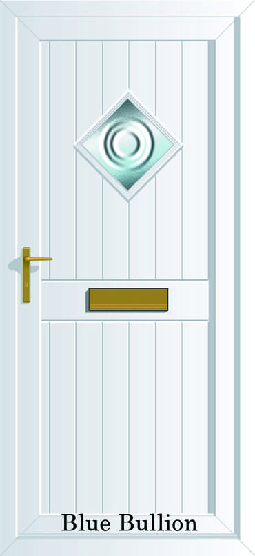 Cornwall Bullion upvc door