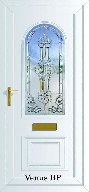 Devon Venus BP glazed upvc door