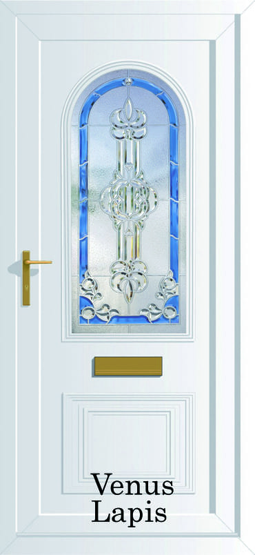 Devon Venus Lapis upvc door