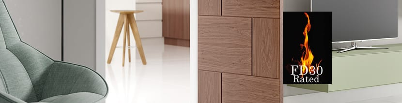 Fire Rated Panel Doors