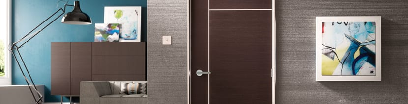 Wenge Panel Doors
