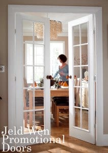 Jeld-wen oak bifold doors promotion